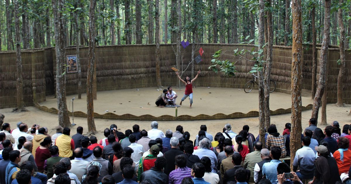 No lights, no sound systems: A unique theatre festival in Assam blends ecology and community life