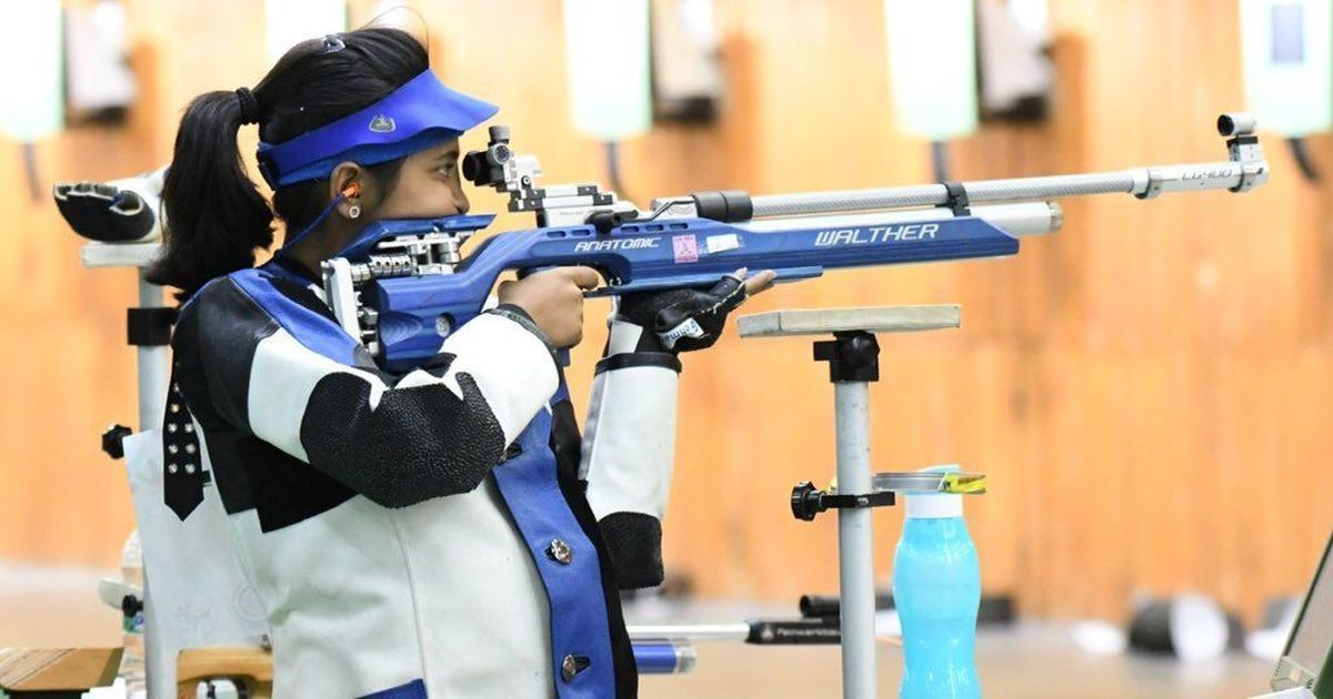 Inspired by Sholay and CID, Youth Olympics-bound Mehuli Ghosh is shooting down records