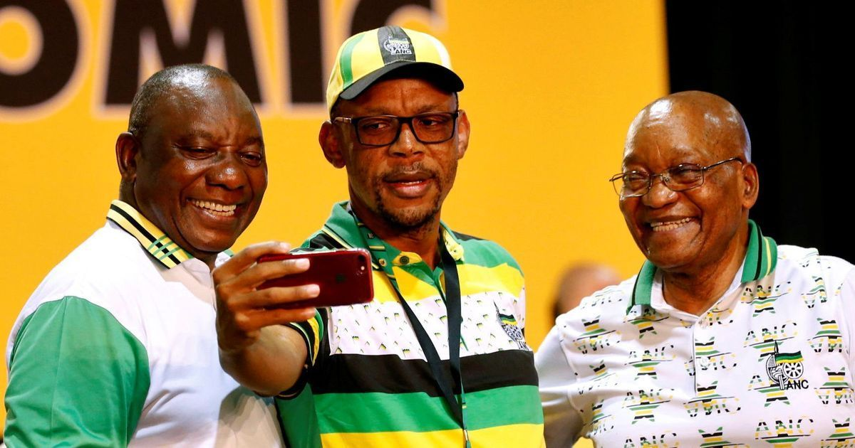 South Africa: President Jacob Zuma's future murky as his deputy becomes leader of ruling party
