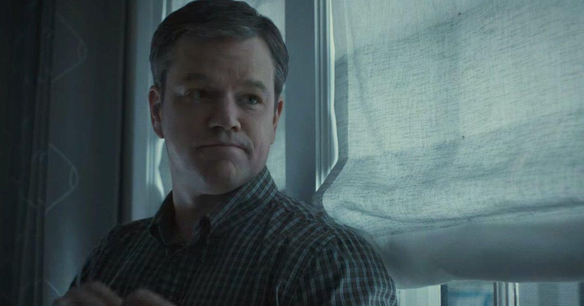 Matt Damon panned for his #NotAllMen moment, Debra Messing asks him to 'stay on track'