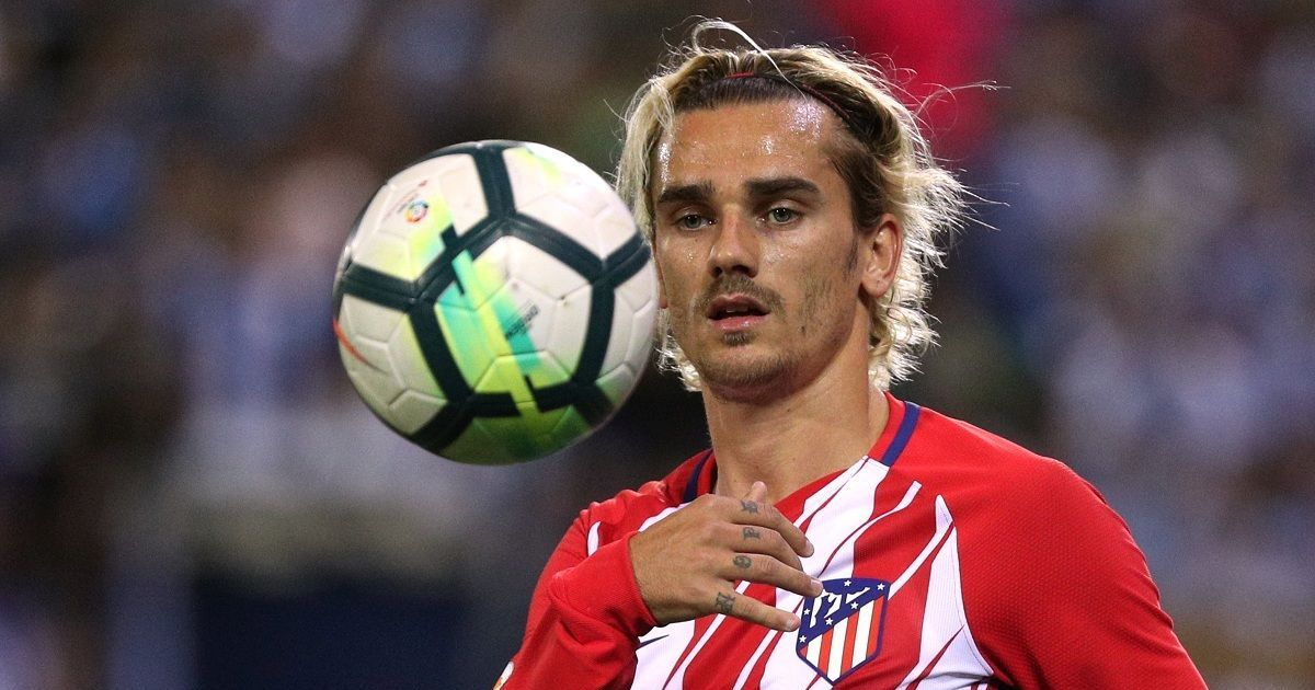 Atletico Madrid report Barcelona for illegal Antoine Griezmann approach