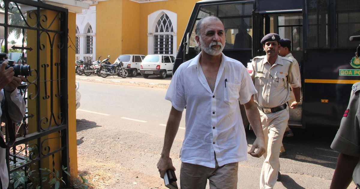 Bombay High Court rejects Tarun Tejpal's plea to dismiss rape charges