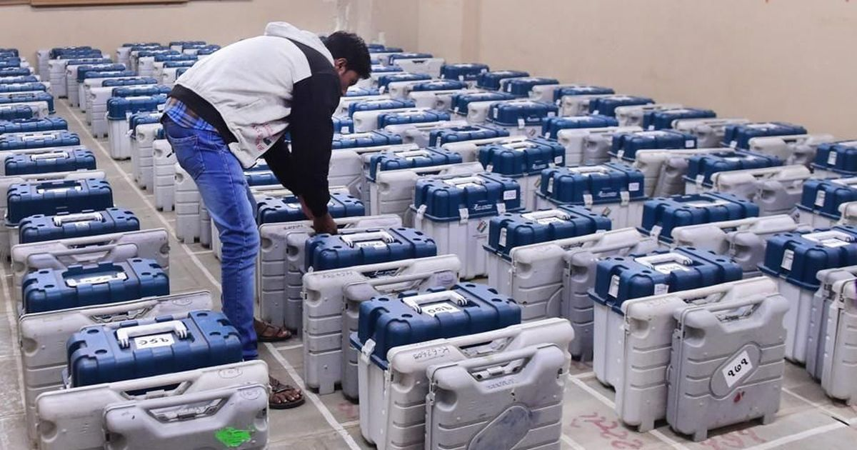 A close election is much more likely to be the target of small-scale EVM tampering than a landslide