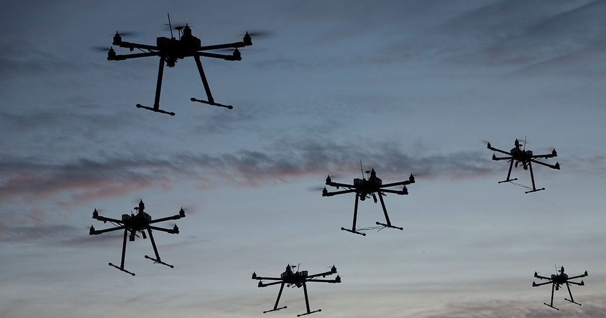 Drone-related incidents near airports doubled in a year, says Centre