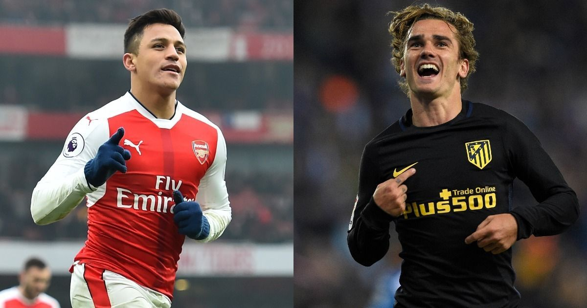 Sanchez, Griezmann the top targets as European clubs prepare for January transfer window