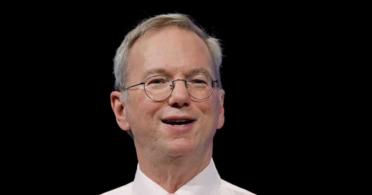 Alphabet's executive chairperson Eric Schmidt to step down, will take over as technical advisor