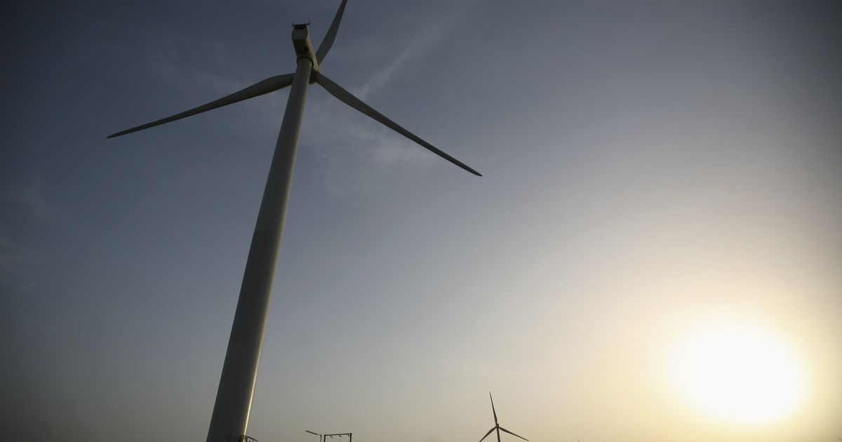Good tidings: Wind is now India's cheapest source of clean energy