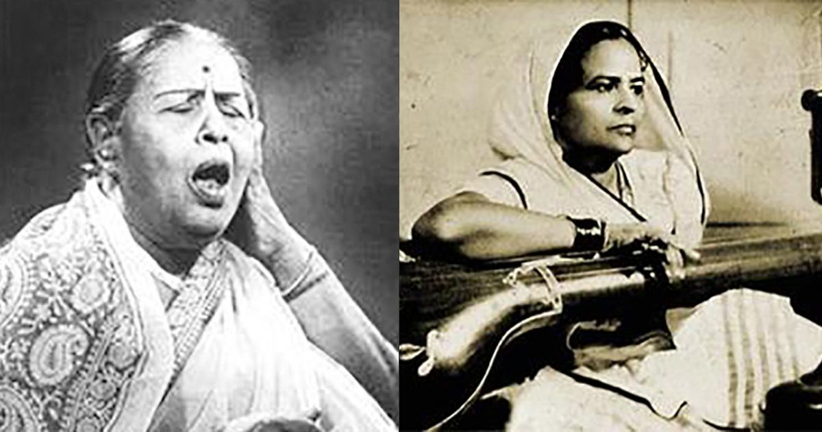 The magic of mutual respect: A rare jugalbandi between Siddheshwari Devi and Rasoolan Bai