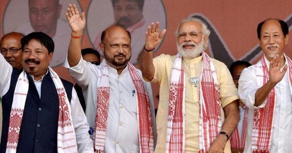 Rift over Citizenship Bill threatens to break up BJP's alliance with Asom Gana Parishad in Assam
