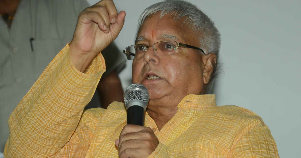 The big news: CBI court convicts Lalu Prasad Yadav in fodder scam, and nine other top stories