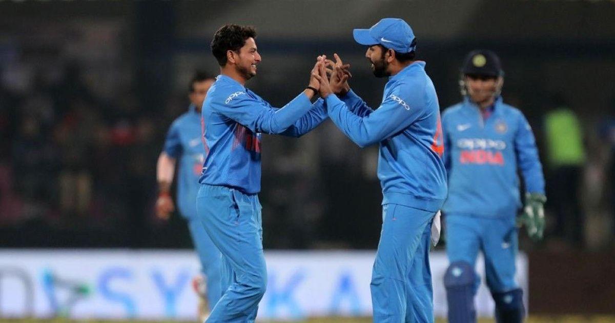 Kuldeep's three-wicket over changed the momentum: Kusal Perera on Sri Lanka's 88-run defeat