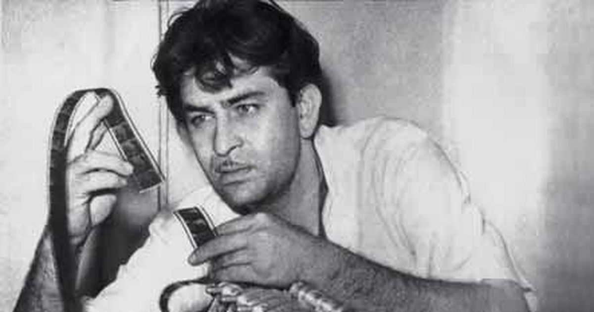 Raj Kapoor: 'I dream cinema, I breathe cinema and I live cinema'