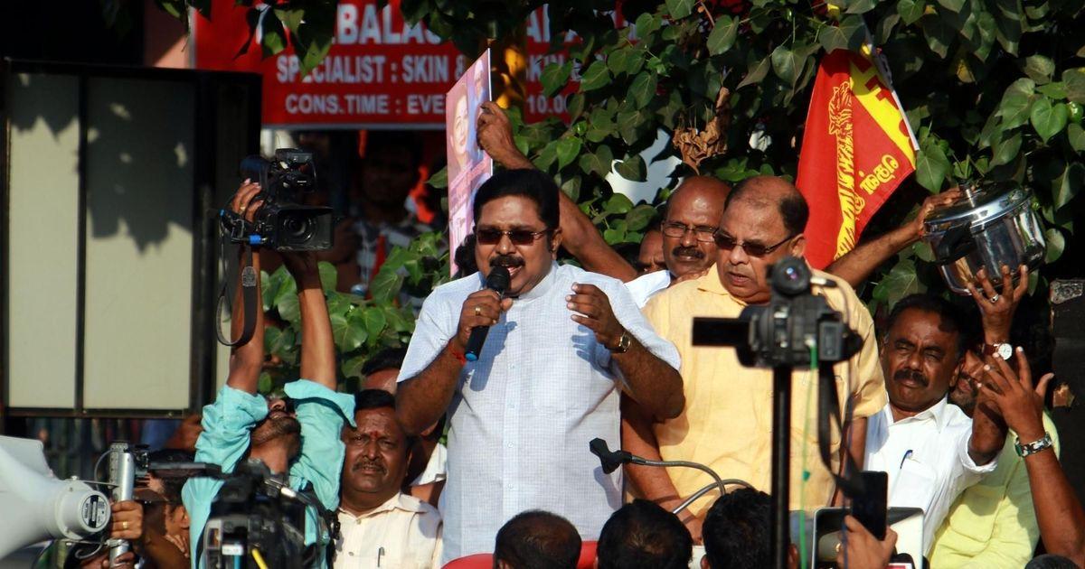 RK Nagar bye-poll: Ousted AIADMK leader TTV Dinakaran wins late CM Jayalalithaa's seat