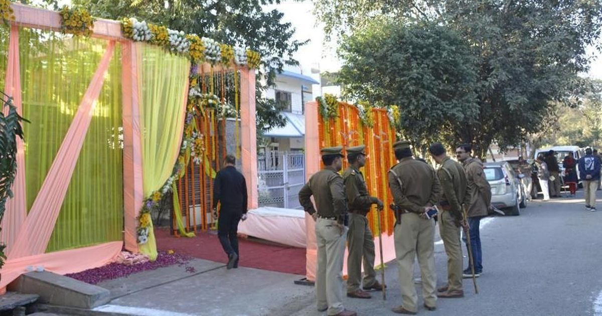 Ghaziabad: Local BJP, Shiv Sena chiefs among over 100 booked for ruckus at Hindu-Muslim wedding