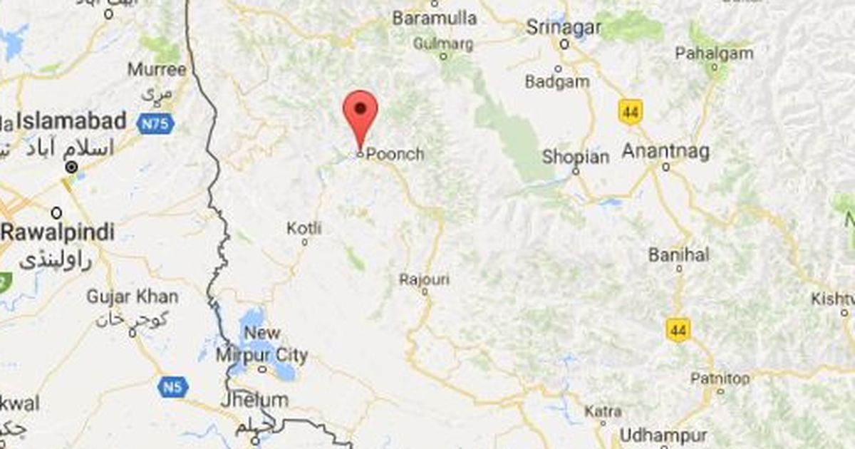Jammu and Kashmir: Pakistan violates ceasefire along Line of Control in Poonch, says Army