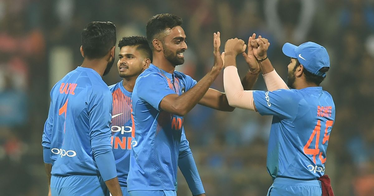 Unadkat helps India cap off year with T20I series sweep against Sri Lanka