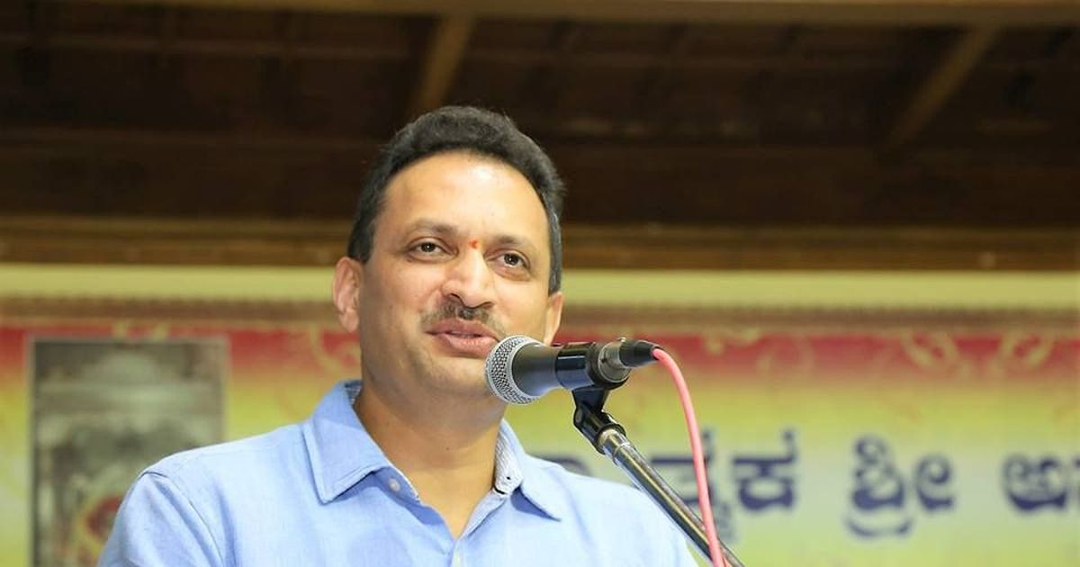 We are here to change the Constitution, says BJP minister Anantkumar Hegde