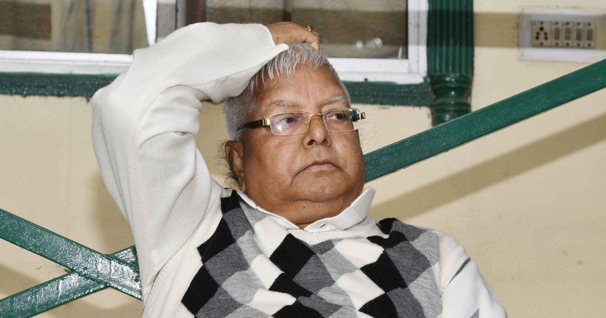 Jharkhand CM refuses to relax jail norms on RJD leaders' request to meet Lalu Prasad Yadav