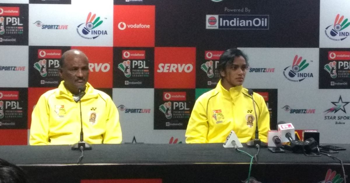 PV Sindhu refuses to comment on coach Mulyo Handoyo's reported exit