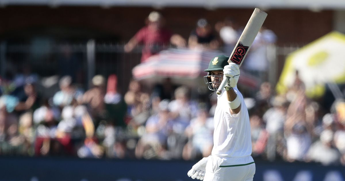 Aiden Markram's 125 puts South Africa in the driver's seat on a day of batting collapses