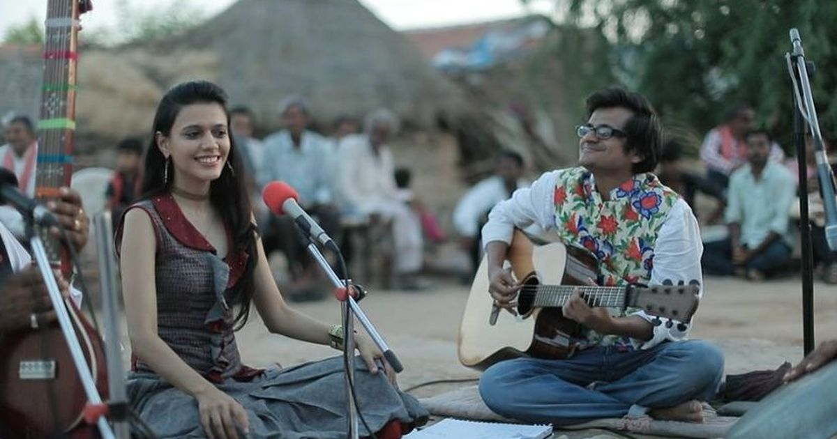 Song for the New Year: In Maati Baani's 'Tore Matware Naina', the lilt of joy and optimism for 2018