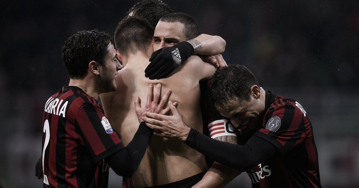 Patrick Cutrone's extra-time goal helps Milan defeat Inter, enter Italian Cup semi-finals