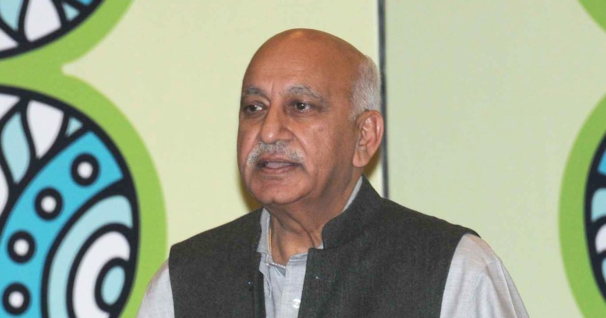 Triple talaq debate: MJ Akbar asks who made personal law board representative of Muslims in India