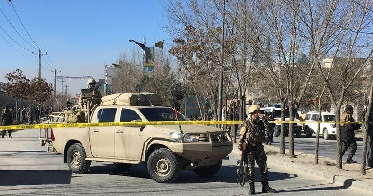 Afghanistan: At least 41 killed, dozens injured in suicide attack at cultural centre in Kabul
