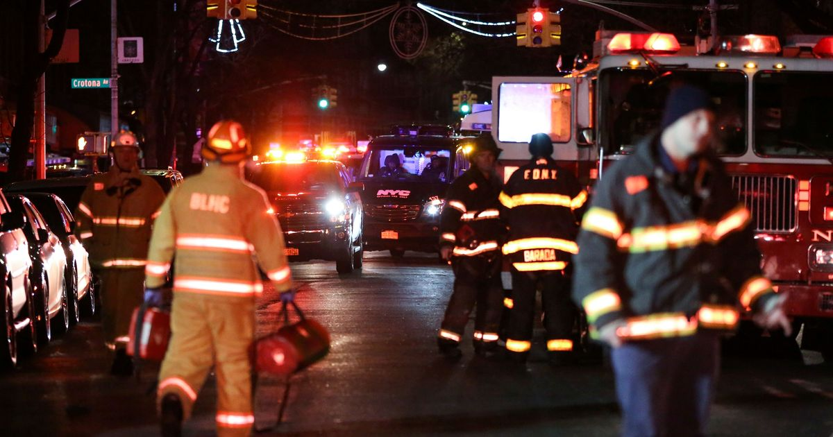 New York fire that killed 12 was caused by child playing with a stove, says mayor