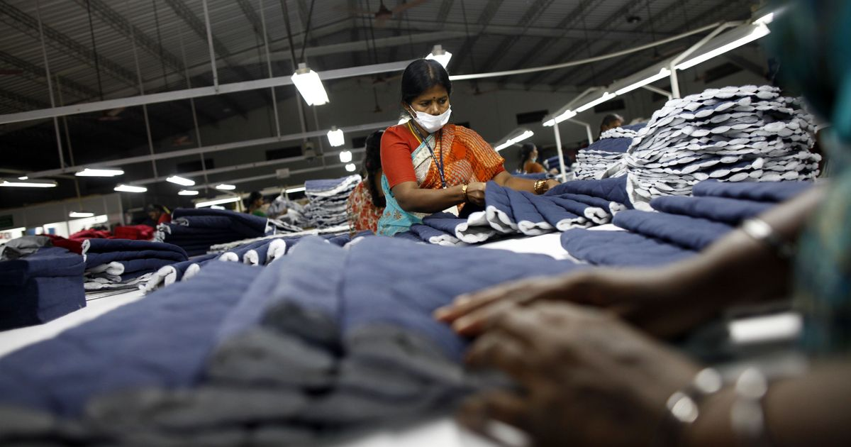 In Tamil Nadu's textile hub, Nigerian traders are facing a New Year police crackdown