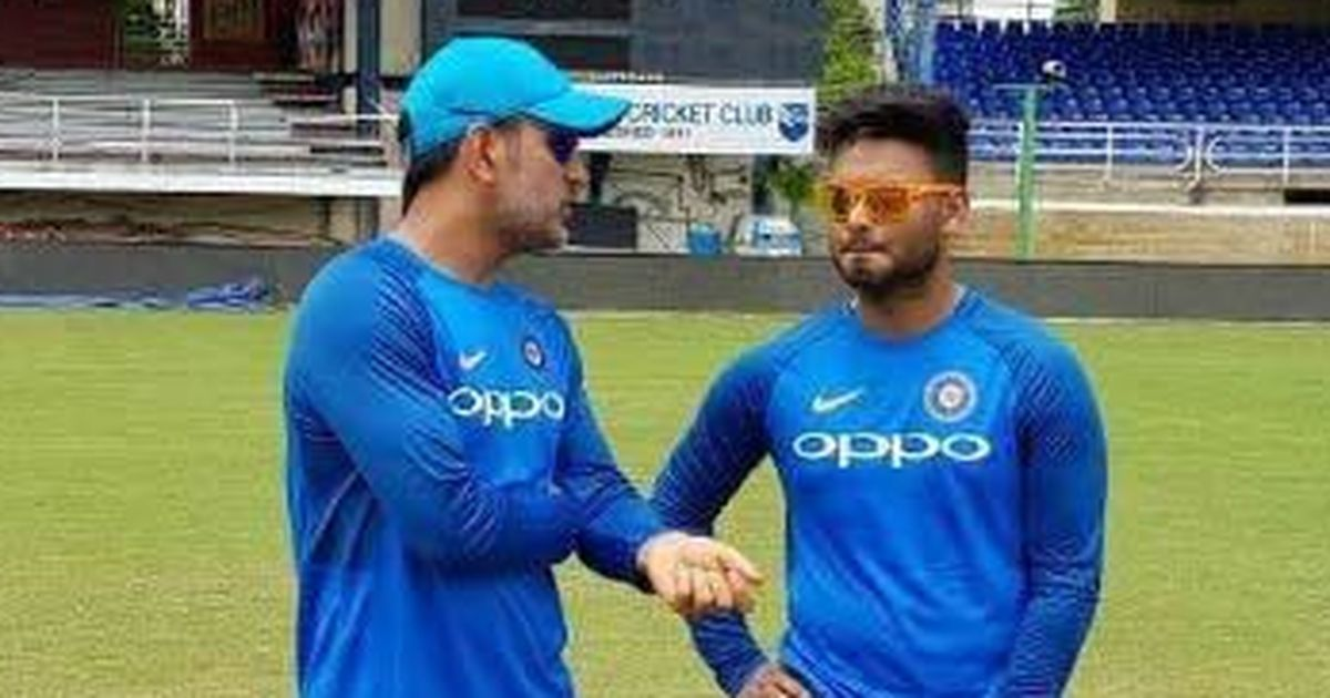 'My job is to perform': Rishabh Pant not perturbed by MSK Prasad's remark on young keepers