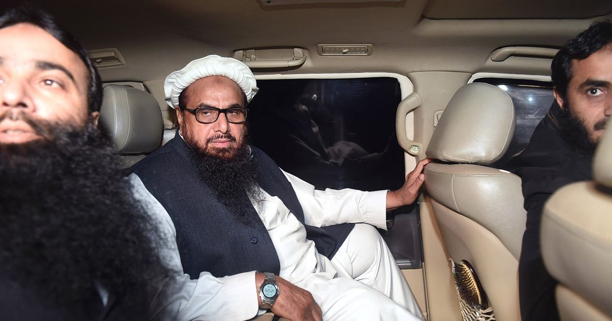Palestine ambassador shares stage with Hafiz Saeed in Pakistan, India says will take it up strongly