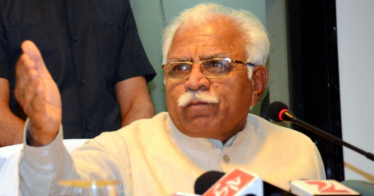 Haryana chief minister says government will order inquiry into death of Kargil war soldier's widow