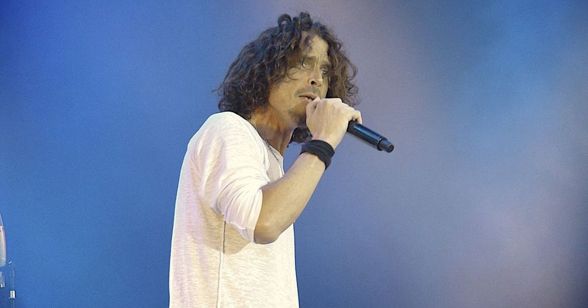 Song for the New Year: Rock legend Chris Cornell's raspy vocals are a great way to begin anything
