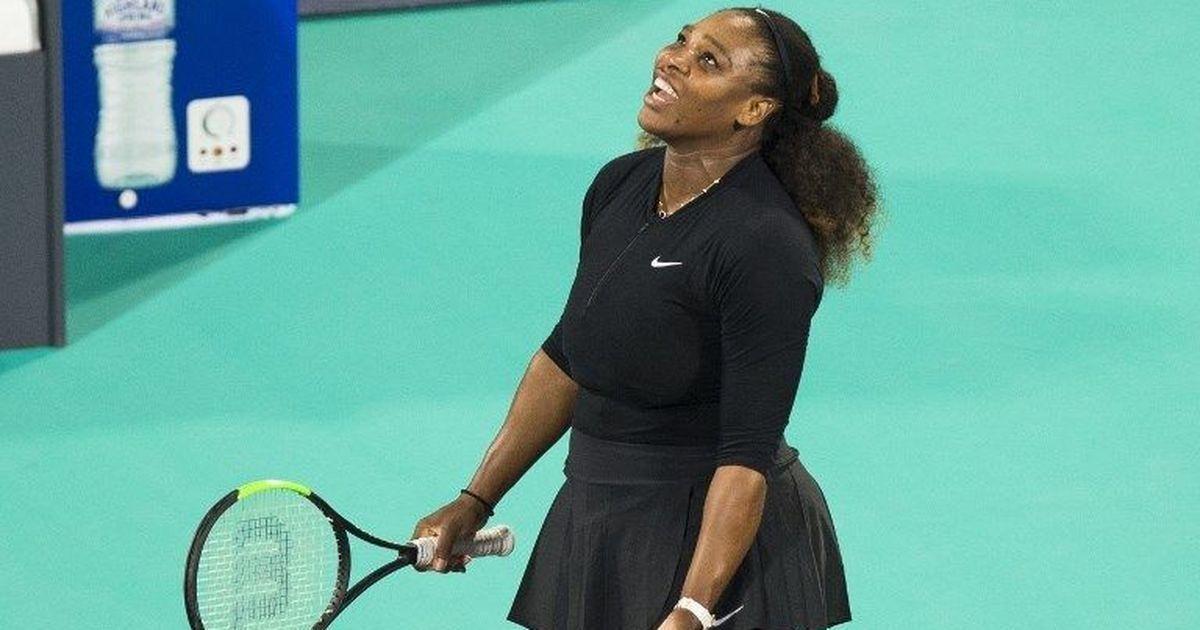Beaten on comeback, Serena Williams unsure about defending Australian Open