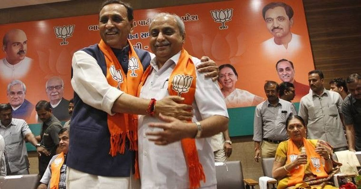 Gujarat Deputy CM Nitin Patel agrees to take charge of ministries after phone call with Amit Shah
