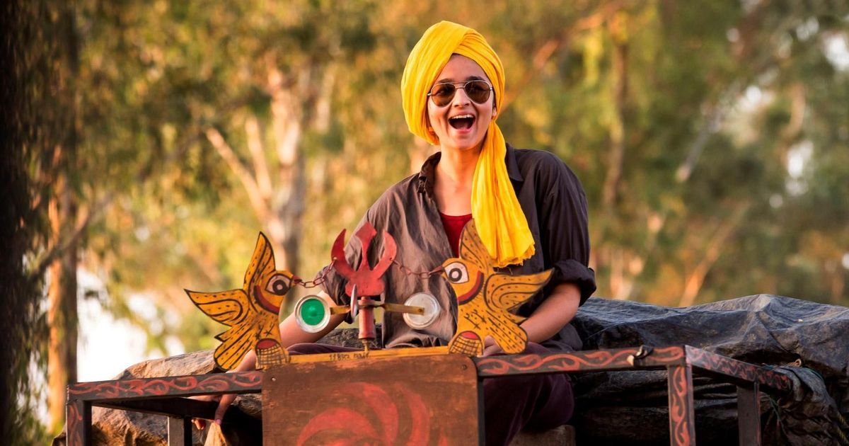 Song for the New Year: 'Patakha Guddi' urges young women to soar free – like a kite