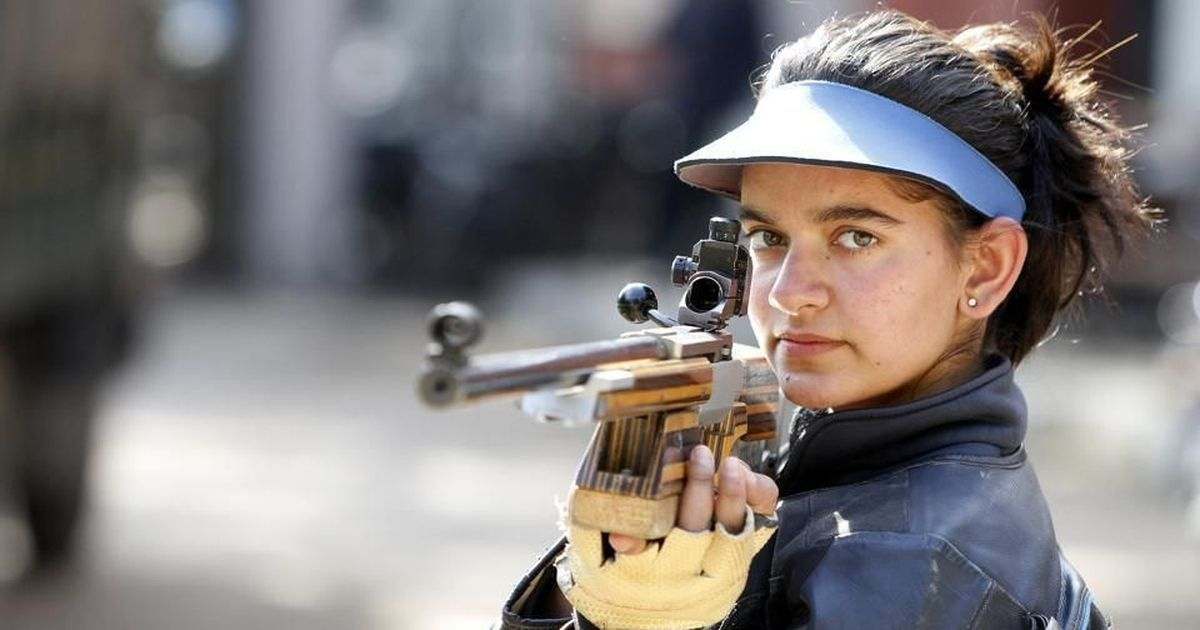 After conquering Nationals, Anjum Moudgil is training her guns on Commonwealth and Asian Games