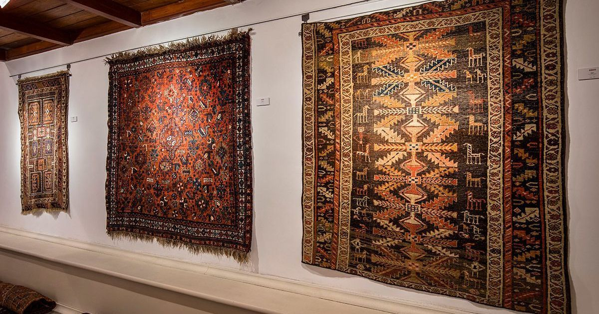 Warp and weft of time: An Indian collector's carpets tell stories of tribes, trade and families