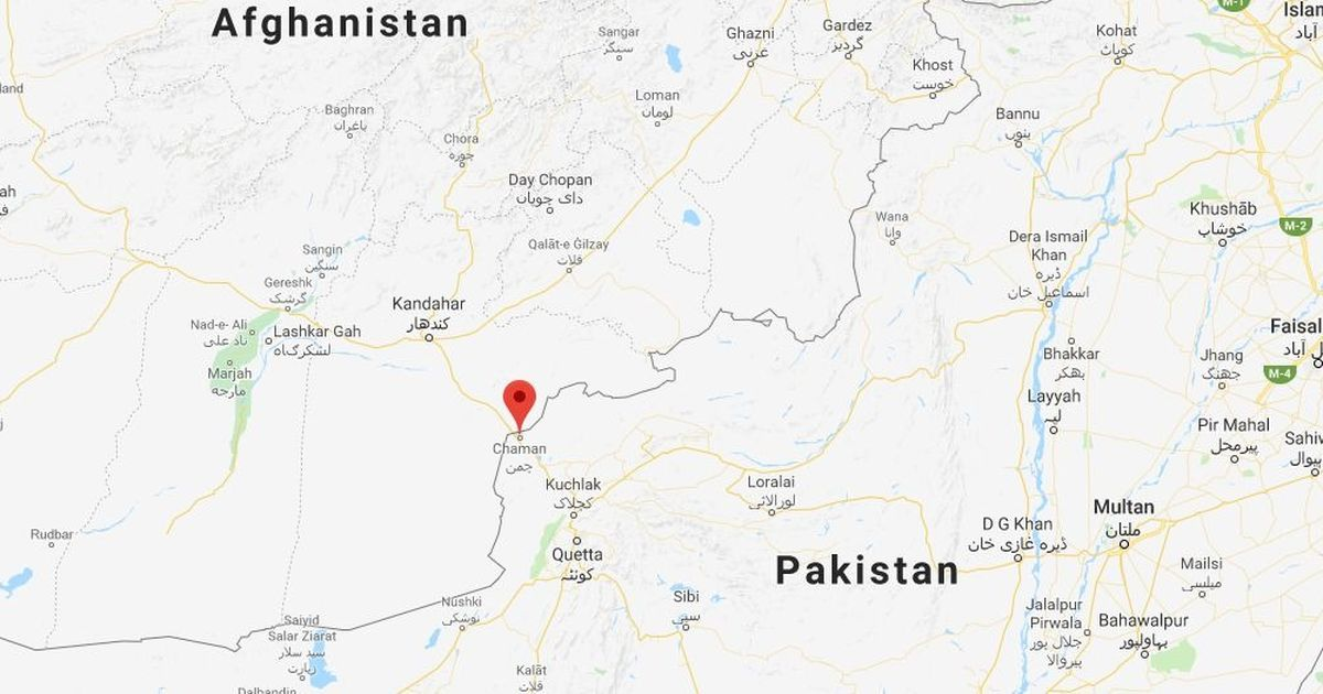 Pakistan: At least eight injured in two blasts in Chaman