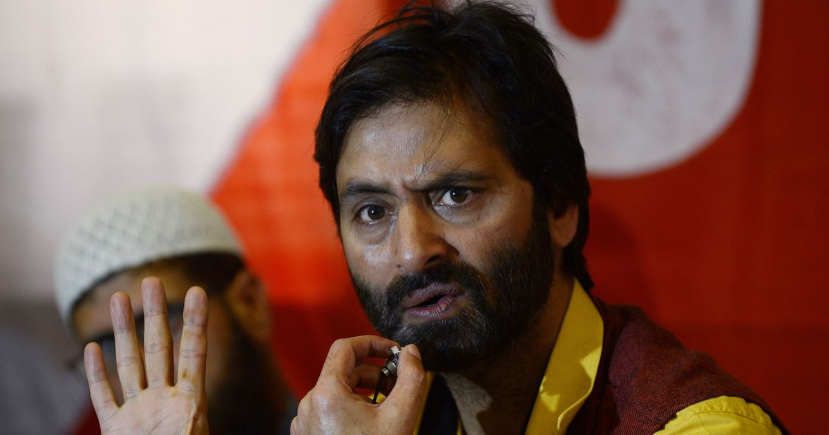 Like Kulbhushan Jadhav's family, my mother was mistreated in Tihar jail, says Yasin Malik