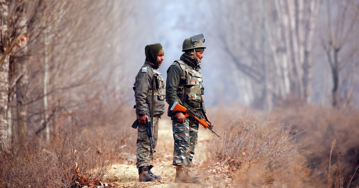 Kashmiri fidayeen: New Year's Eve attack on paramilitary camp reveals a troubling new development