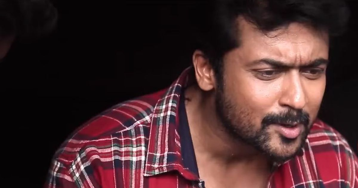 Suriya's 'Thaanaa Serndha Koottam' gets U/A certificate for possible Pongal release