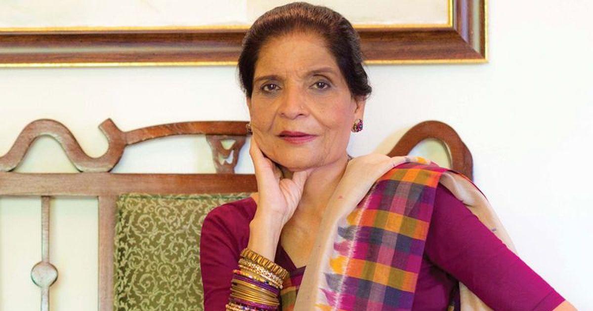 Zubaida Tariq: The grandmother Pakistan turns to for recipes, household tips or just plain comfort