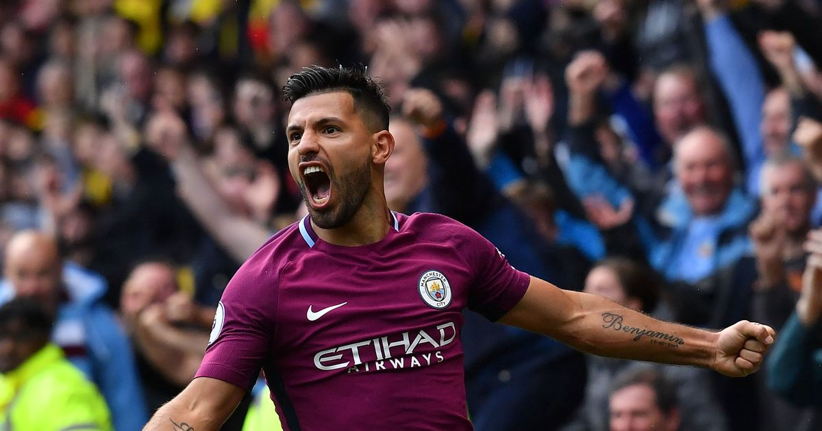 'I'm very happy here': Aguero content to see out contract at Manchester City