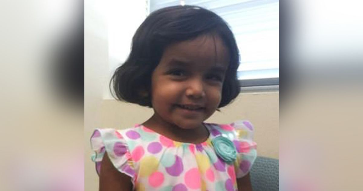 United States: Autopsy finds 3-year-old Sherin Mathews died of homicidal violence