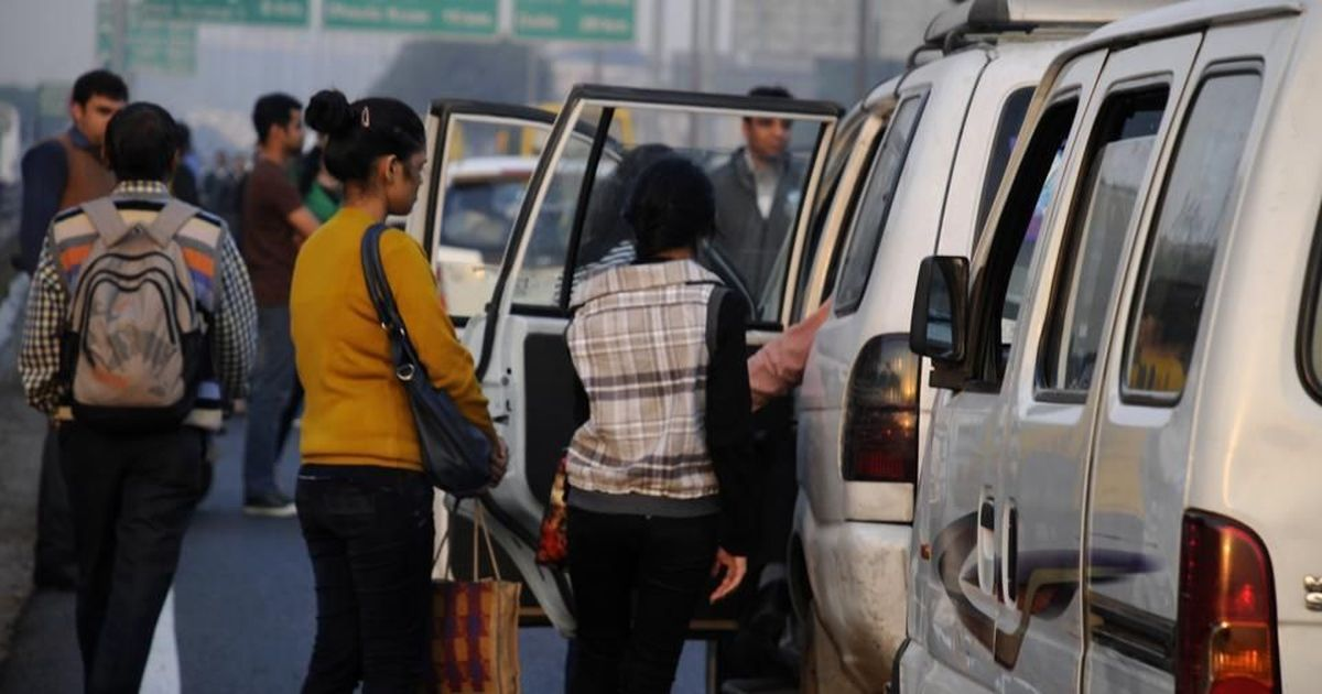 Is Delhi preparing to ban Ola and Uber from offering shared rides?