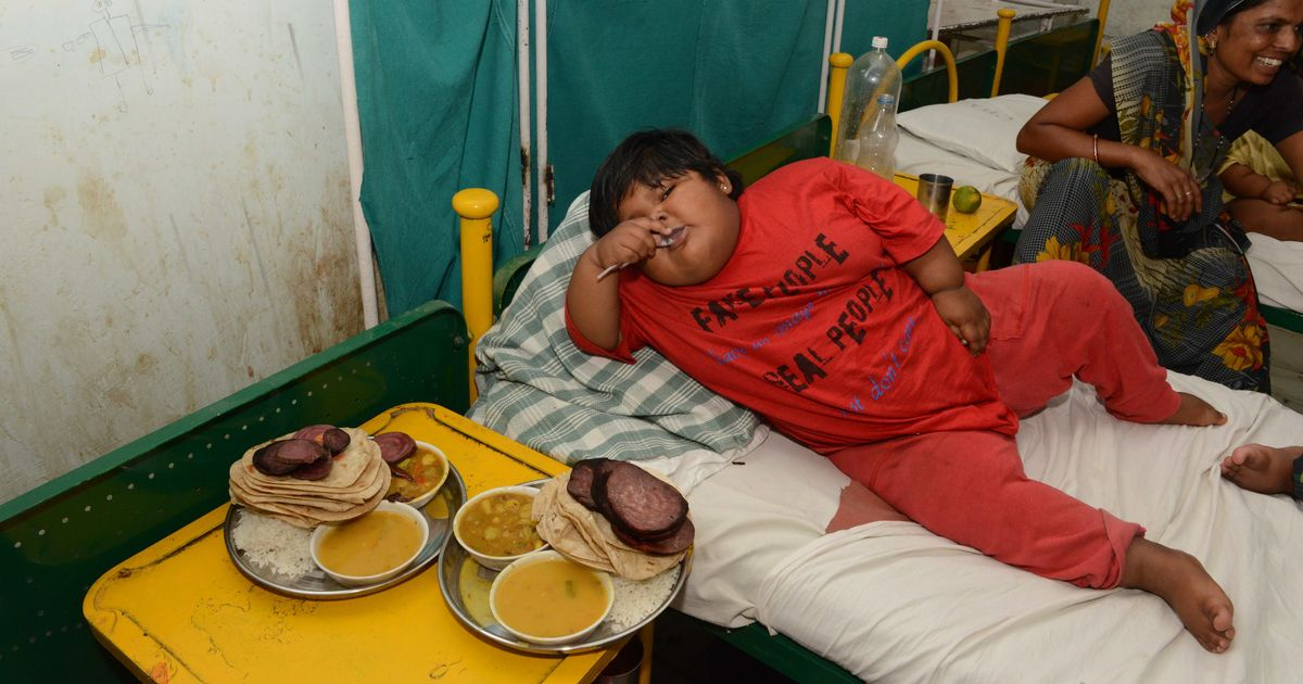 Developing nations like India need food policies to ensure they don't get sick before they get rich