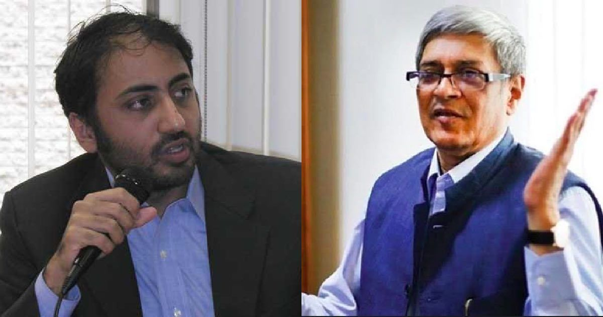 Did India's job graph really climb? Pundits Debroy and Dhume debate on Twitter – in rhyme