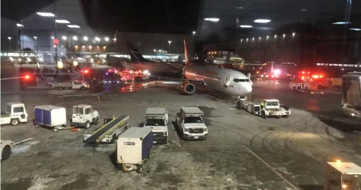 Canada: Two aircraft collide at Toronto airport, all passengers safe